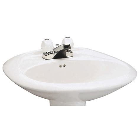 mansfield plumbing bathroom sinks pedestal bathroom sinks