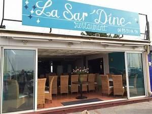 la sar39dine saint laurent du var restaurant avis With numero de telephone chambre des metiers st laurent du var