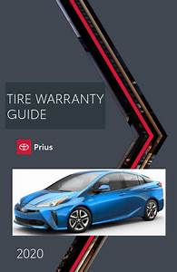 2020 Toyota Prius Tire Warranty Guide Free Download Free