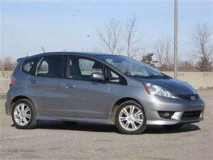 Test Drive  2009 Honda Fit Sport  Five-speed Manual