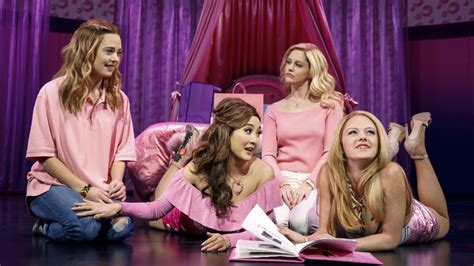 €�mean Girls' Review Tina Fey's Musical On Broadway Variety