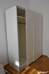 Ikea Pax Regal : szafa z drzwiami przesuwnymi ikea pax bia a matowa dow z ~ Michelbontemps.com Haus und Dekorationen