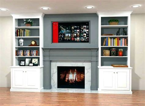 Built In Bookcase Around Fireplace by Bookcases Next To Fireplace Os42 Roccommunity
