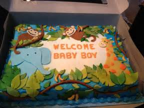 lion king cake toppers it 39 s a time with a boys safari baby shower b