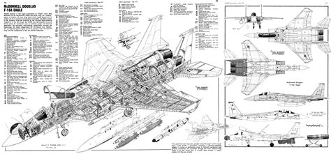 15 Schematic Wiring by F 15 Eagle Diagram Find Image