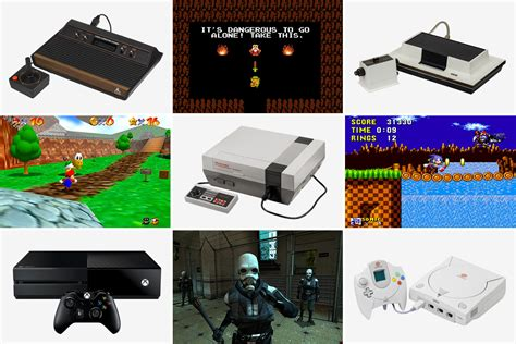 20 Best Gaming Consoles Of All Time