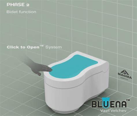 bidet def blue blue bidet yanko design