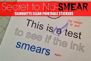 779 best ideas about silhouette tutorials on pinterest With clear sticker paper office depot