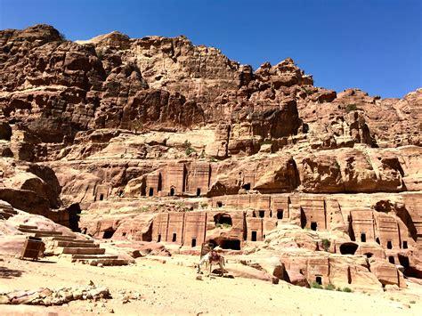 The Lost City Of Petra Jordan Vacayhack