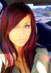 Red Hair Color Ideas Brunettes