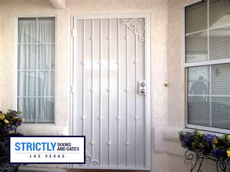 Las Vegas Double Security Doors & French Doors Company. Decorative Door Stops. Cabinets In Garage. Overhead Door Remotes. Bank Vault Door For Sale. Bar Locks For Doors. Type Of Insulation For Garage. Sliding Door Sizes. Battery Backup Garage Door Opener