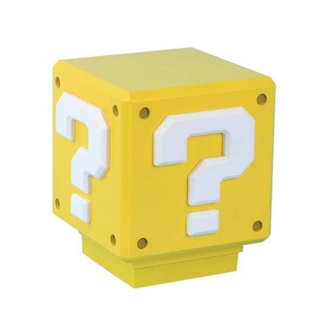 super mario question block accent l with classic coin