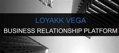 loyakk vega blockchain enabled enterprise relationship
