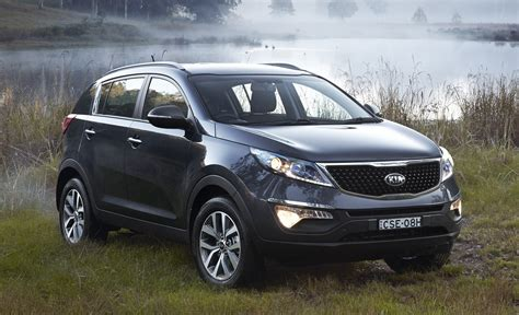 Review Kia Sportage by 2015 Kia Sportage Si Premium Review