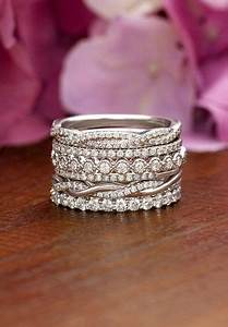77 best follow the yellow brick road images on pinterest With stacked diamond wedding rings