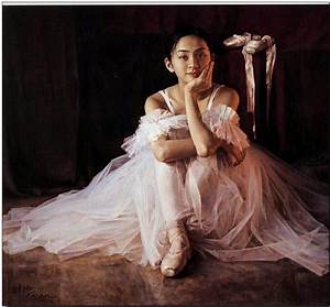 Ballet oil painting,Ballet Oil Painting, Oil paintings of ...