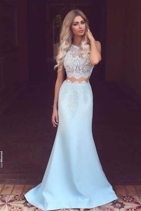 prom dressesevening dresslight blue prom dresses