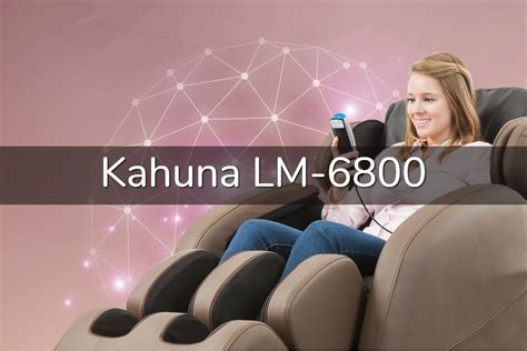 kahuna lm massage chair review  buyers guide