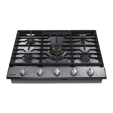 gas cooktop reviews samsung gas stove nx58h5650ws reviews samsung slide in gas