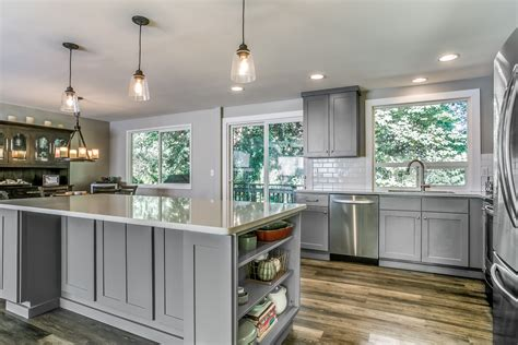 kitchen cabinets material seattle kitchen design renovation photos and ideas 3091