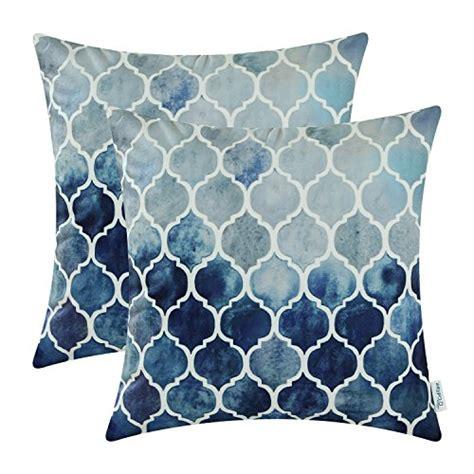 Blue Gray Throw Pillows blue and gray throw pillows
