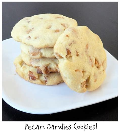 sandies cookies prepared not scared mix recipe 19 pecan sandies cookies