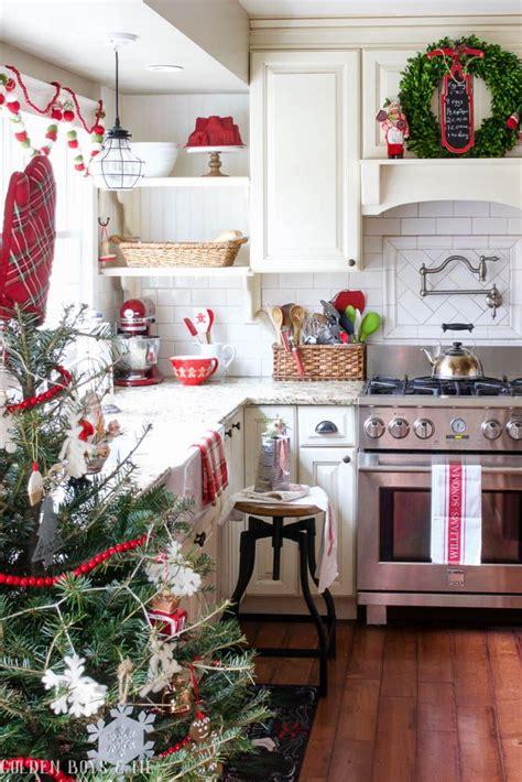 ideas  christmas kitchen  pinterest