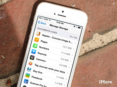 is considered documents and data on iphone how to delete files from icloud on your iphone or imore