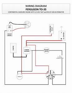 6 Volt To 12 Volt Conversion Wiring Diagram