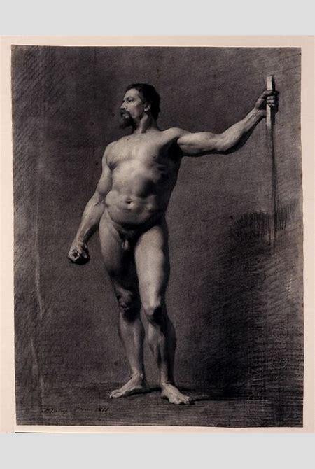 File:Fortuny, Nu masculí amb llança (300 D).jpg - Wikimedia Commons