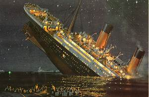 the sinking of the titanic process of the sinking With how many floors did the titanic have
