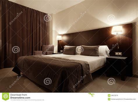 chambre hotel luxe moderne chambre à coucher de luxe moderne photo stock image du