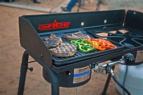 wood pellet smokers explorer two burner stove c chef