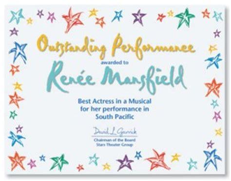 special award certificates paperdirect blog