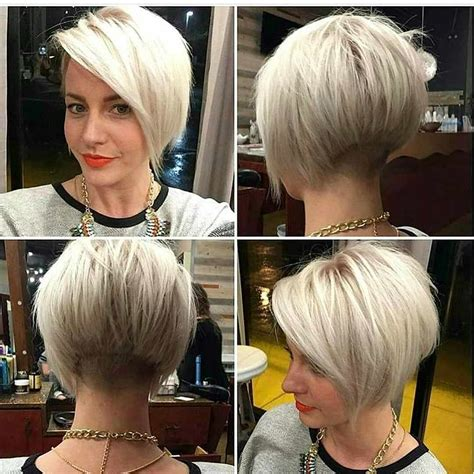 trendy  short haircuts  women  trends hairstyle samples
