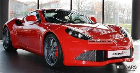 2010 Artega Gt Company Cars!