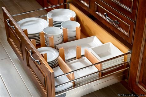 custom kitchen drawer organizers jeff gilman woodworking custom kitchen storage cabinets 6385