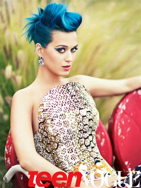 Katy Perry Covers Teen Vogue May 2012  Lookers Blog