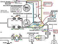 yamaha digital multifunction gauges no tach function working