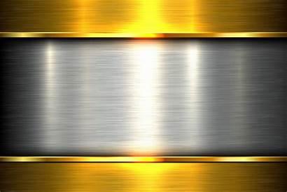 Metal Gold Plate Steel Golden Wallpapers Background
