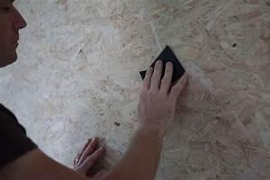 Mur En Osb : blog garage grenier ou sol voici comment peindre des panneaux osb ~ Melissatoandfro.com Idées de Décoration