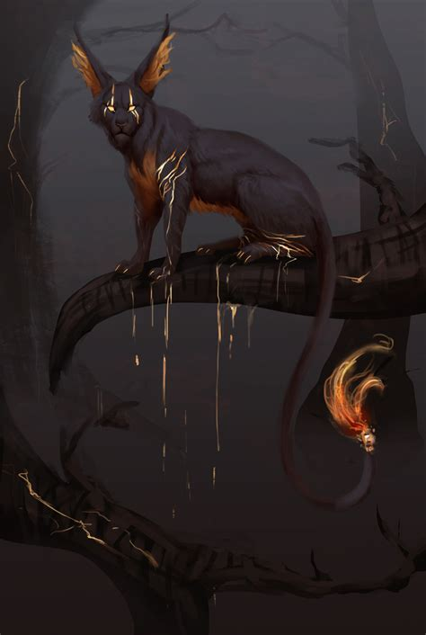 spectral beasts   shadowy fantasy realms  jade mere