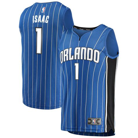 Jonathan Isaac Orlando Magic Fanatics Branded Fast Break ...