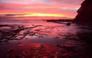 landscape, , water, , beach, , sunrise, , australia, wallpapers, hd