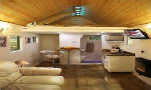 Modern Tiny Houses On Wheels Interior