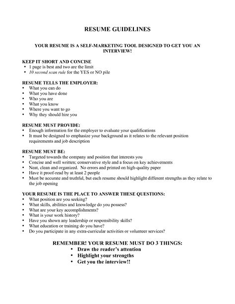 Resume Guidelines by Simple Endorsement Letter Sle Letters Free Sle