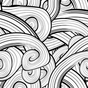 Grafische Muster Schwarz Weiß : schwarz wei muster abstrakten wellenmuster vektor hintergrund nahtlose hintergrund nahtlose ~ Bigdaddyawards.com Haus und Dekorationen