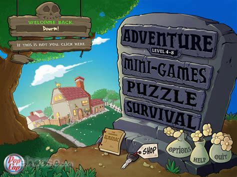 zombies plants vs screenshots zombie plant game games filehorse fast