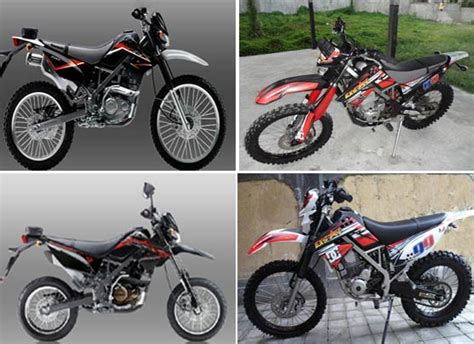 Kawasaki Klx 150 And 250