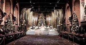 Harry Potter Christmas Dinner at Hogwarts   Tasting Table